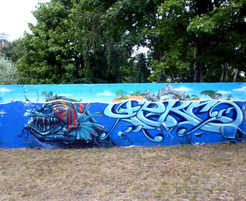 Graffiti Duisburg the s best photos of duisburg and ferc flickr hive mind