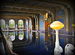Roman Pool - Hearst Castle [Explored Oct.19th 2012 #178] (Luv Duck - Thanks for 15M Views!) Tags: pool reflections swimmingpool sansimeon hearstcastle hearst hubris romanpool wrhearst