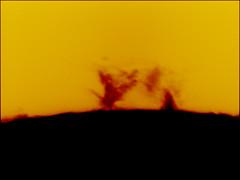 Sun_2012-10-19_12-32_UT (Admiral_M) Tags: sun halpha prominence ls60tha