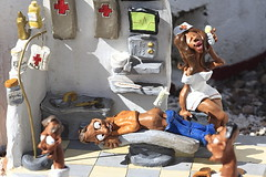 ALDEIA DA TERRA - ARRAIOLOS - PORTUGAL (maximofoto) Tags: portugal ceramics village cartoon clay pottery terra alentejo barro cermica muecos aldeia showman alfarero aldea arraiolos arcilla aldeiadaterra