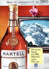 The 1960s-1964 Match ad (april-mo) Tags: vintage ad cognac 1964 the60s vintagead vintagemagazine the1960s 1964ad martellcognac vintagefrenchmagazine adfordrink 1964frenchmagazine 1964match 1964cognac