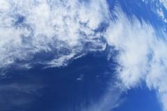 *** (Kwozie) Tags: blue sky scotland edinburgh southqueensferry cloudage bluecloudcloudageedinburghdalmenyestate