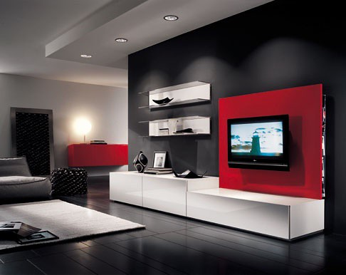 MODERN ENTERTAIMENT-Living-Room-Interior
