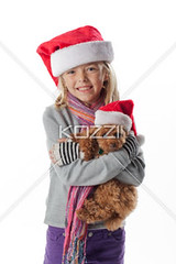 smiling girl carrying a puppy over white background (peeps2012ilay) Tags: christmas hairy dog pet cute girl smile animal festival female standing scarf puppy season photography togetherness holding furry december joy adorable happiness celebration indoors event whitebackground blonde innocence studioshot cheerful blondehair santahat casualwear oneperson carrying domesticated caucasian lifestyles headwear individuality headgear toothysmile casualclothing oneanimal domesticanimal colorimage waistup domesticatedanimal childrenonly onegirlonly elementaryage animaltheme expressingpositivity 78years publiccelebratoryevent