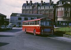 Bristol SJA 376J North Westren (colinfpickett) Tags: bus bristol coach famous 1970 northwestern jreg classicbus