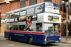 2995 (PB) F995 XOE (WMT2944) Tags: travel west midlands metrobus 2995 mcw xoe mk2a f995