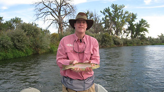 Montana Bighorn River Fishing Lodge 21