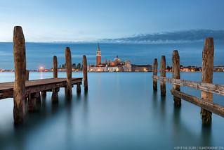 Venetian Blues | San Giorgio Maggiore