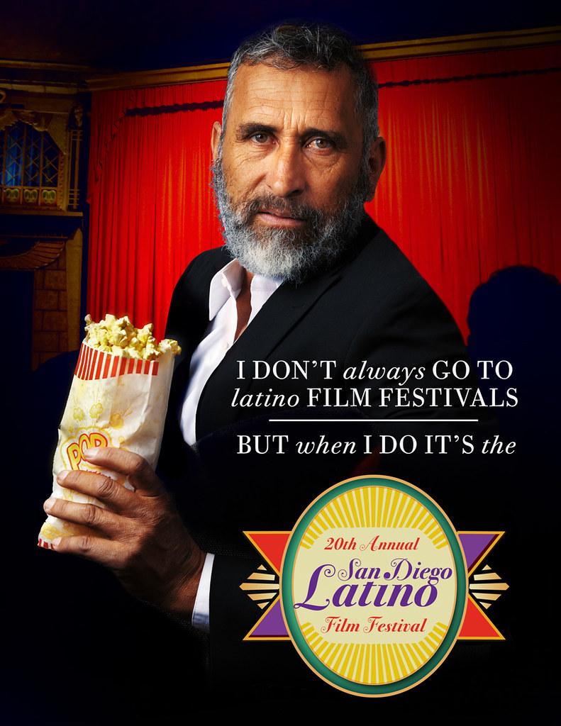 JuanLuisGarcia2 - Interesting Man (MACSD) Tags: portrait celebrity comedy comic photographer documentary entertainment