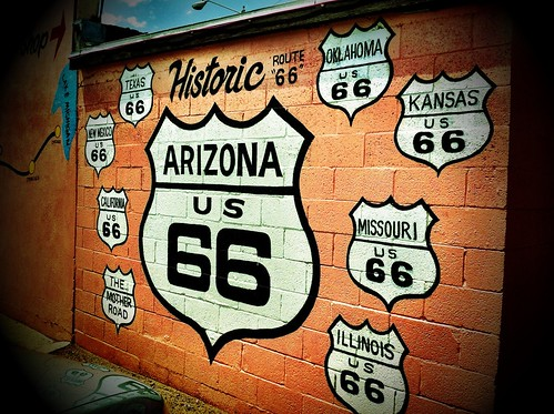 "Old Route 66 - Holbrook Arizona • <a style=""font-size:0.8em;"" href=""http://www.flickr.com/photos/20810644@N05/8142804096/"" target=""_blank"">View on Flickr</a>"