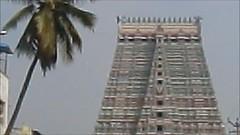 srirangam Rajagopuram (muralitharan venkatraman) Tags: travel tourism temple hindu ranganathaswamy templesartculture hinduismsrirangam