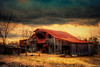 Rustic Barn (John_Kent) Tags: hdr ruraldecay topaz photomix photomatix ruralscenery johnkent singleexposurehdr stunningskies tennesseebarn magicunicornverybest