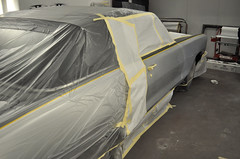 """1965 Pontaic Parisienne Convertible Restoration • <a style=""""font-size:0.8em;"""" href=""""http://www.flickr.com/photos/85572005@N00/8150650123/"""" target=""""_blank"""">View on Flickr</a>"""