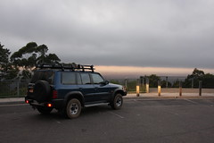 Early Morning Spin (the_wing_brigade) Tags: australia nsw nissanpatrol