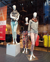 Loft Store Window Display, Midtown Manhattan, New York City (jag9889) Tags: city nyc ny newyork window fashion loft store mannequins display manhattan midtown borough department 42street 2013 jag9889