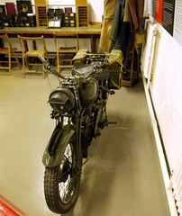 Bletchley Park (DarloRich2009) Tags: uk greatbritain england miltonkeynes unitedkingdom buckinghamshire wwii enigma motorbike ww2 motorcycle bucks ultra bletchleypark bsa secondworldwar bletchley codes stationx codebreaking enigmamachine gccs nationalcodescentre birminghamsmallarmscompany tnmoc thenationalmuseumofcomputing bletchleyparktrust governmentcodeandcypherschool bsacompanylimited codesandciphersheritagetrust thebletchleyparkscienceandinnovationcentre bpsic