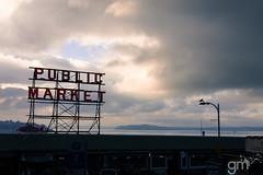 Pike Place Public Market (-gunjan) Tags: seattle usa sign america unitedstates market unitedstatesofamerica pikeplacemarket pikeplace publicmarketcenter gmphotography