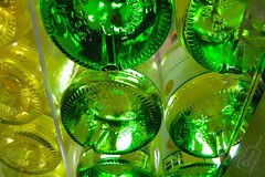 bottled (Undertable) Tags: glass bottle bottles grn flasche glas bottled greenglass flaschen undertable grnglas flaschenboden assamstadt oliverbauer mygearandme flickrsfinestimages1 creativephotocafe