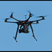 UAV Filming the Crowd