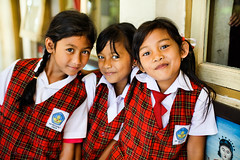 Life in BALI (Roberta Facchini) Tags: school bali colour smile kids indonesia market good spirit ceremony class karma tradition roberta incense ubud facchini positivity ruobby robertafacchini rfpeople wwwrobertafacchinicom