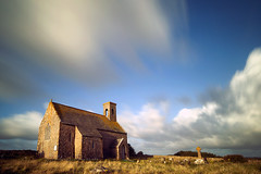 Flimston LE (Chrisconphoto) Tags: longexposure church southwales movement le weldingglass flimstonchapel