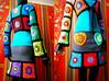 Granny Square Bolero And Granny Square Skirt (babukatorium) Tags: pink blue red orange black flower color green art love wool fashion yellow felted vintage woodland circle square grey sweater rainbow colorful warm purple heart recycled handmade mosaic turquoise teal burgundy oneofakind crochet moda peach violet style felt retro used bow button hippie ribbon patchwork psychedelic applique tulle remake embellished cardigan bohemian multicolor shrug whimsical renew darkblue bolero haken häkeln emeraldgreen crochê grannysquares ganchillo royalblue fuxia upcycled uncinetto handdecorated かぎ針編み coprispalle tığişi horgolt uvgreen babukatorium
