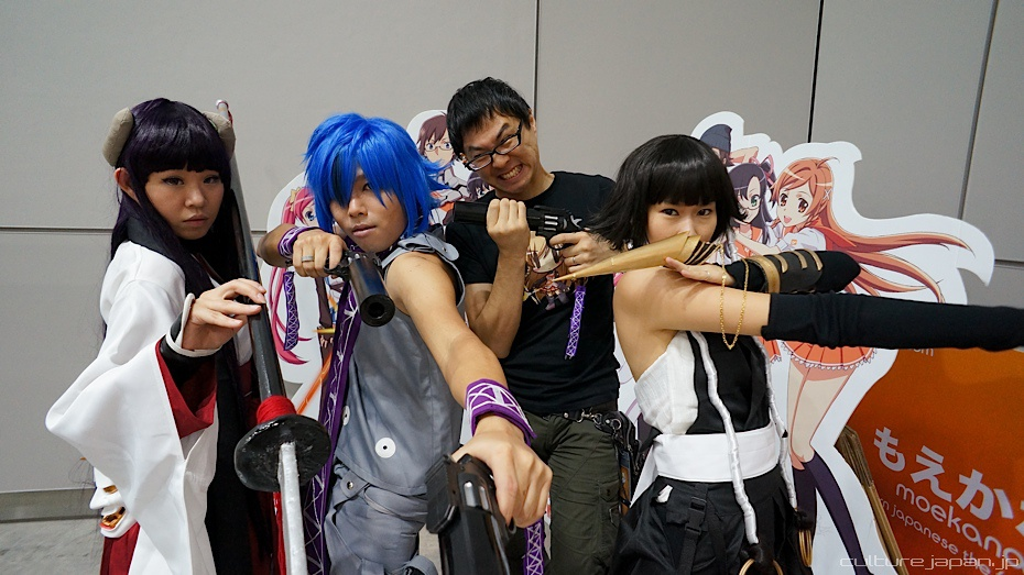Comic Fiesta Cosplay