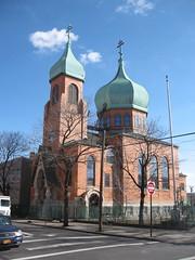 Holy Trinity Russian Orthodox Church, East New York (New York Big Apple Images) Tags: church orthodox