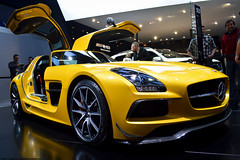 Mercedes SLS AMG Black Series! (Matthew C. Photography) Tags: