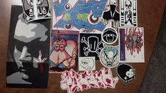 Stickers ([SIN7][Fresh Out The Morgue]) Tags: flying branded absent fortress rwk phobia rth snub sois 14bolt flickrandroidapp:filter=none