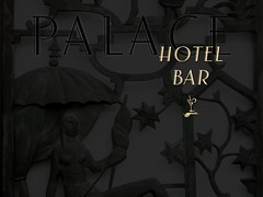Hotelbar (Andreas Stötzner) Tags: travel art hotel deco schrift luxury luxus typeface reise capitals elegance typographie versalien eleganz 30ies 30erjahre