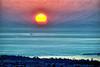 #850E4311 - Dropping into the sea (Zoemies...) Tags: sunset sea beach nature clouds dubai hdr jumera zoemies