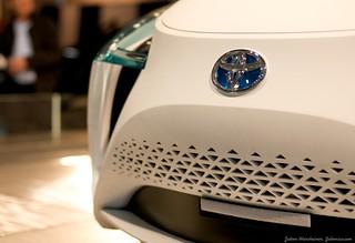2013 Washington Auto Show - Upper Concourse - Toyota 10 by Judson Weinsheimer