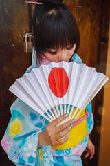 52 weeks - #30 Culture (leo027) Tags: nikon d3300 project52 nikkor 35mm lens japan japanese girl color asian harajuku yukata