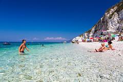 Capo bianco Isola D'Elba (Antonio Casti) Tags: isoladelba casty livorno portoferraio toscana azzurro paesaggio mare italy italia panorama spiaggia capobianco viaggio