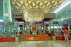 T3U CHECK-IN AREA (36) (MYW_2507) Tags: checkin airport cgk jakarta soetta soekarnohatta t3u terminal3 expansion shia