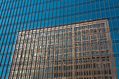 Downtown CLE 33 (rwerman) Tags: cleveland downtown downtowncleveland reflection rockefeller rockefellerbuilding