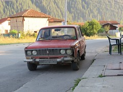 Govedartsi, Bulgaria (Elisa1880) Tags: govedartsi bulgaria bulgarije rila mountains auto car