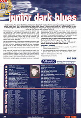 Dundee vs Rangers - 2000 - Page 20 (The Sky Strikers) Tags: dundee rangers scottish premier league spl bank of scotland dens park matchday magazine one pound fifty