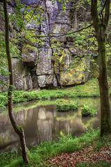 160524_162454_CB_0334 (aud.watson) Tags: europe czechrepublic bohemia decindistrict hrenska riverkamenice kamenicegorge edmundgorge gorge ravine river water rocks rockformation cliffs