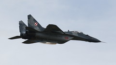 RIAT 2016_MiG29_07 (andys1616) Tags: mikoyan mig29 fulcrum 1eskadralotnictwataktycznego 1sttacticalfightersqn polishairforce royal international airtattoo raffairford gloucestershire july 2016