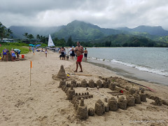Hanalei_Sand_Castle_Contest-16 (Chuck 55) Tags: hanalei bay sand castle hawaii