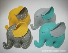 Elefantinhos (mfuxiqueira) Tags: mbile elefante elefantinho bero quartodemenino