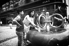 Thirst (tomavim) Tags: thirsty drink water fountain