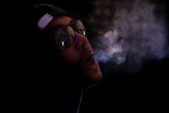 Sound5 (Zatar) Tags: sound canon 70d efs 18135mm low key smoke studio