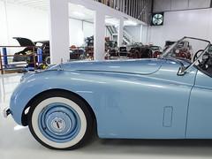 1952 Jaguar XK 120 Roadster (14) (vitalimazur) Tags: 1952 jaguar xk 120 roadster