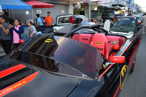 Hua Hin Classic Car Show