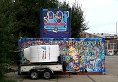 graffiti amsterdam (wojofoto) Tags: graffiti amsterdam nederland holland netherland wojofoto wolfgangjosten streetart ndsm dotsy