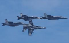 US Navy F/A-18s at NAS Oceana (RedRipper24) Tags: nasoceana kntu apollosoucekfield fa18 fa18hornet nasoceanaairshow nasoceana2016airshow