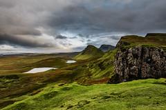 Quiraing (EtienneR68) Tags: d810 montagne quiraing eau ecosse iledeskye lac landscape mountain nature nikon paysage scotland scottish water